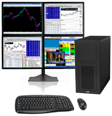 Image: QCM_785_Bundled Trading Desktop System